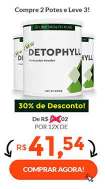 Comprar Detophyll com 30% de desconto