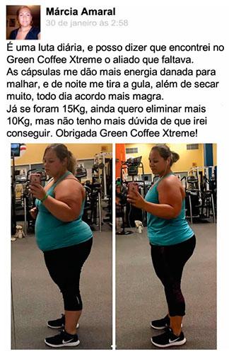 green coffee xtreme antes e depois