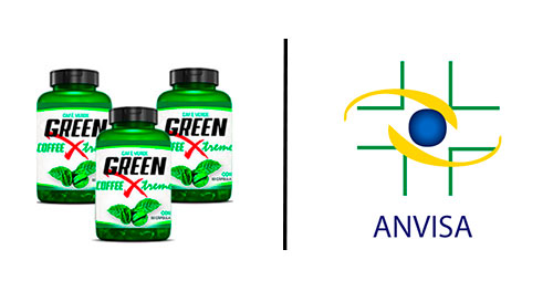 green coffee xtreme anvisa