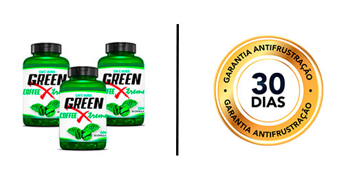 Garantia Green Coffee Xtreme