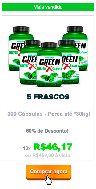 comprar green coffee xtreme